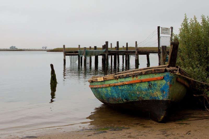 dinghy стоковое фото rf