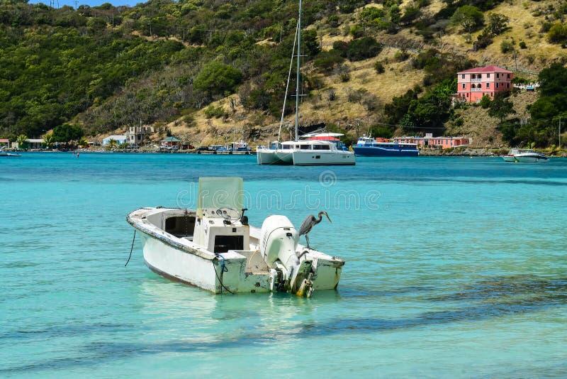 dinghy fotografia de stock