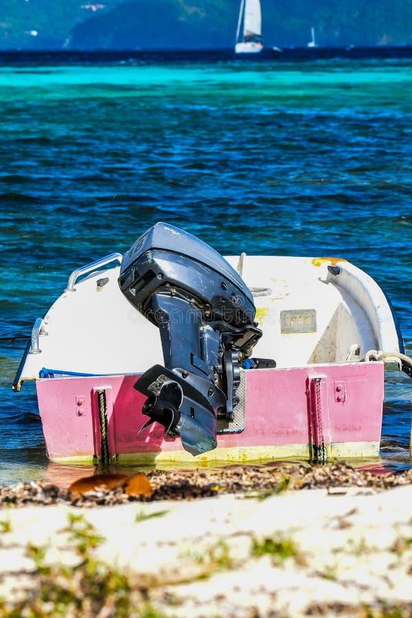 dinghy foto de stock royalty free