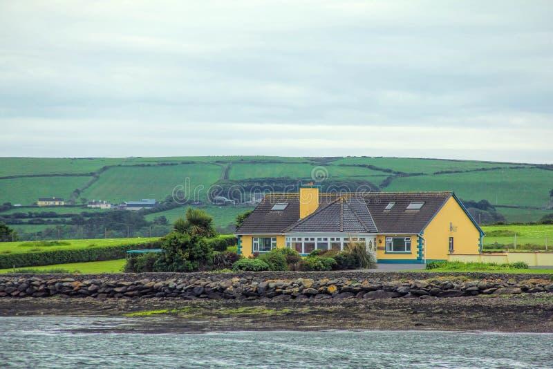 Dingle Penisula, Provincie Kerry, Ierland stock afbeeldingen