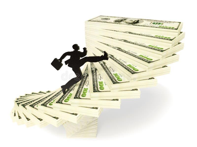Dinheiro ilustração do vetor