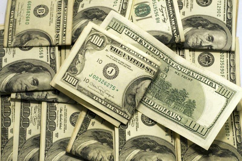 Dinheiro! fotografia de stock