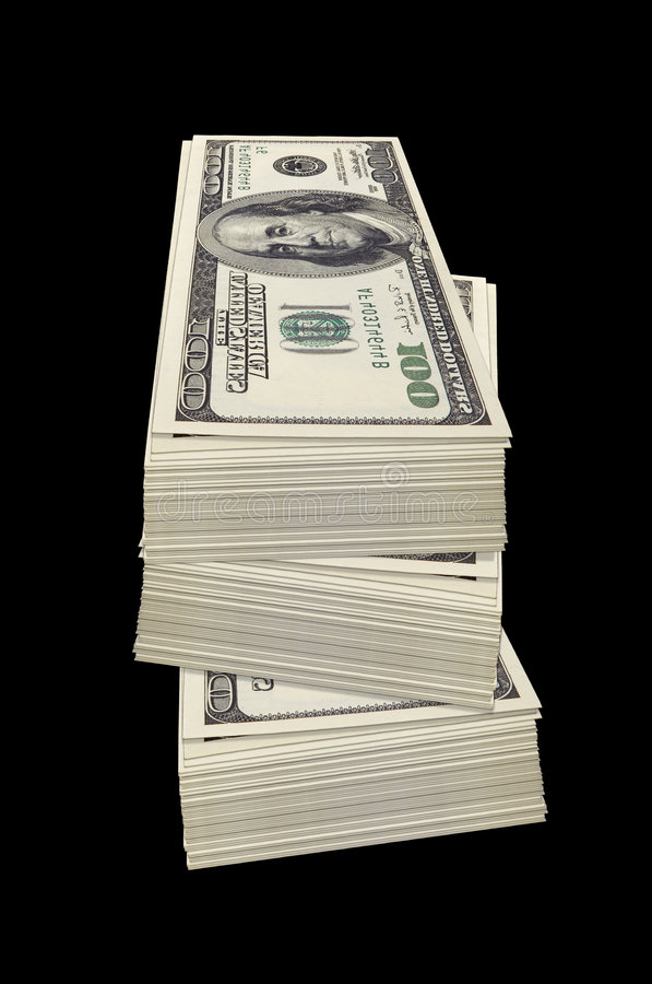Dinheiro fotografia de stock royalty free