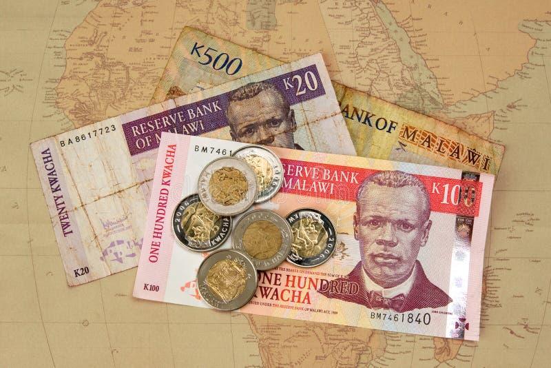 Dinheiro africano fotografia de stock