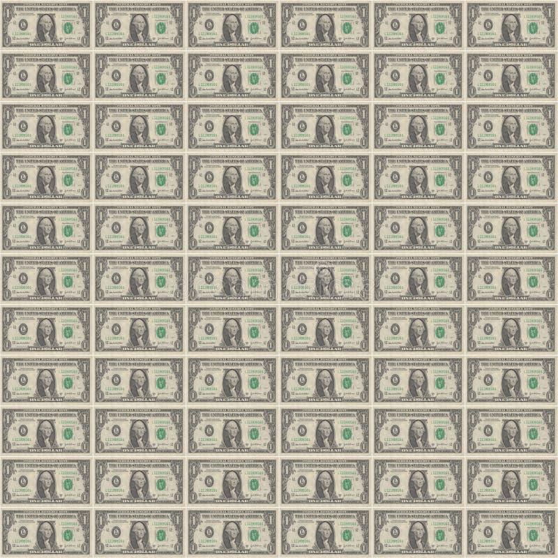 Dinheiro, dólares foto de stock