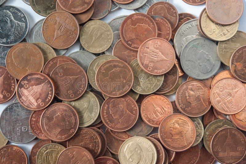 Dinheiro da conta da moeda fotos de stock royalty free