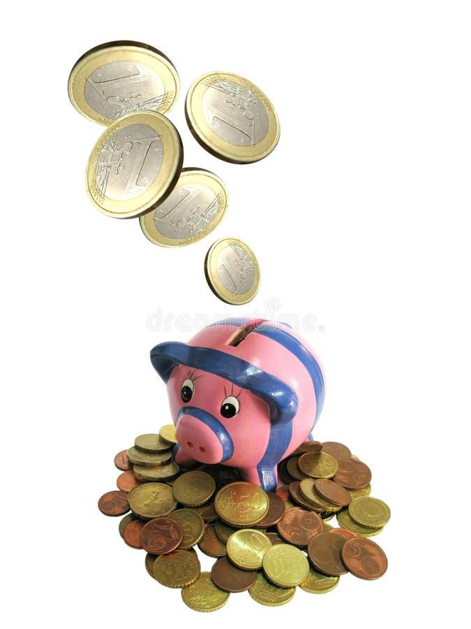 Dinheiro da economia imagem de stock royalty free