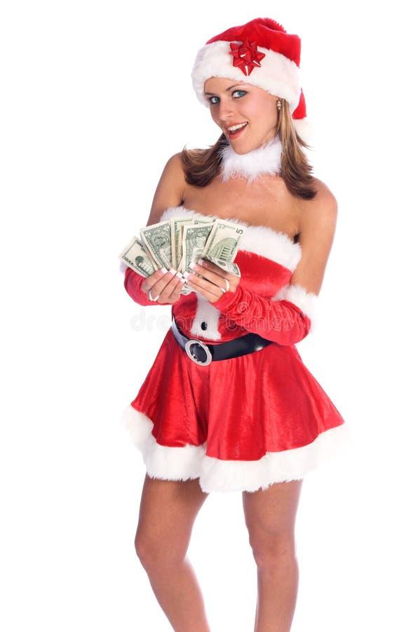 Dinheiro do feriado fotos de stock
