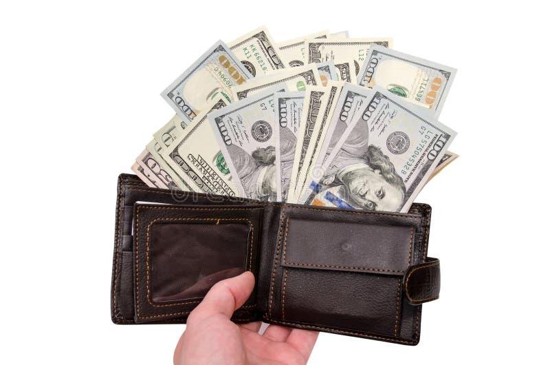 Dinheiro - USD imagem de stock royalty free