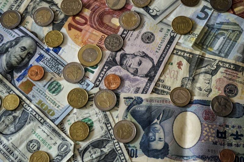 dinheiros imagens de stock