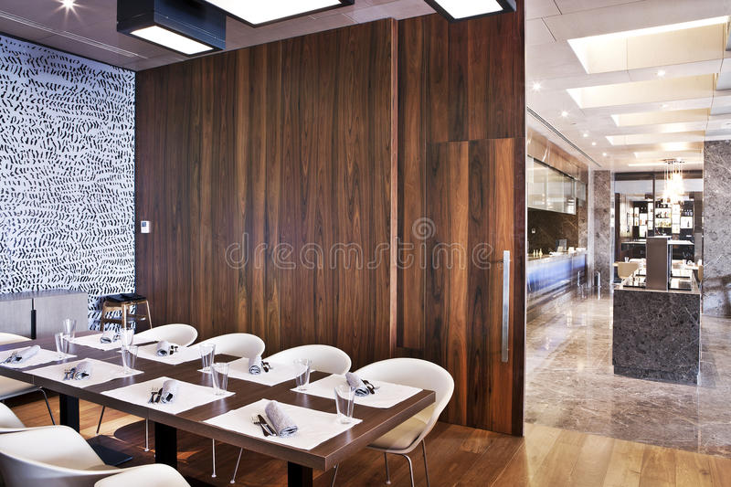Download Dining hall stock image. Image of architecture, counter - 25989491