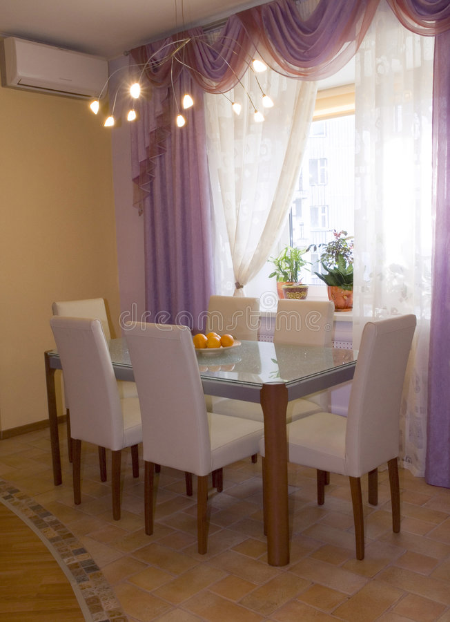 Free Dining-room Royalty Free Stock Photo - 1944855