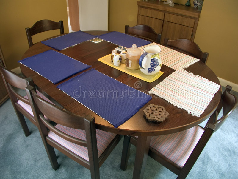 Dining Room 26 royalty free stock photography