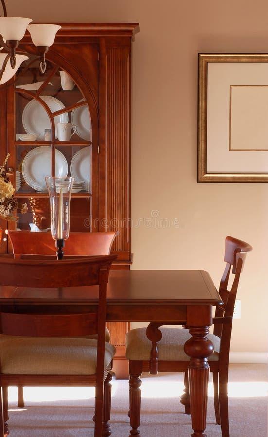 Dining room royalty free stock photos