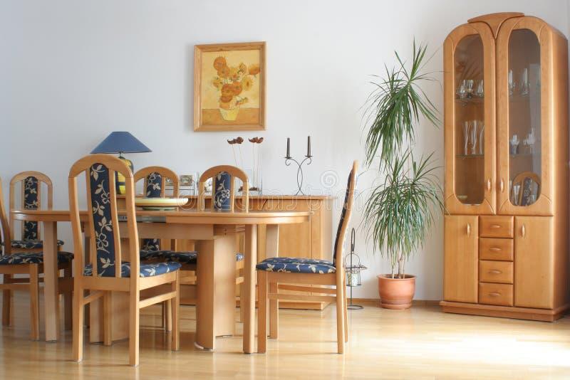 dining room στοκ φωτογραφίες