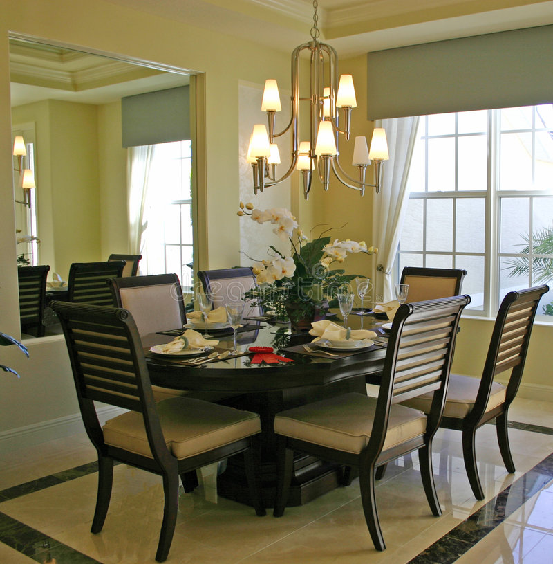 Free Dining Room Stock Image - 926571