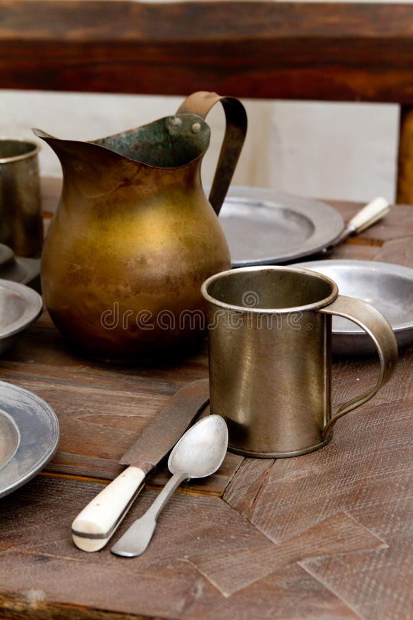 Download Dining Set stock image. Image of meal, house, domestic - 12482179
