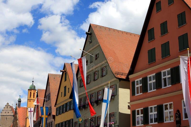Download Dinkelsbuehl, Germany stock photo. Image of history, culture - 26060446