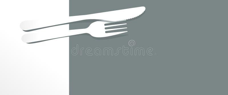 dinner royalty ilustracja