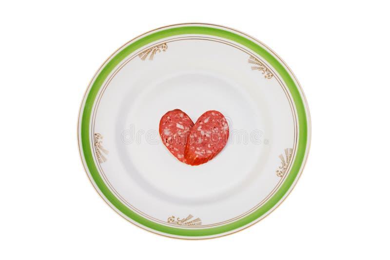 Download Dinner for beloved man stock image. Image of love, slices - 27787659