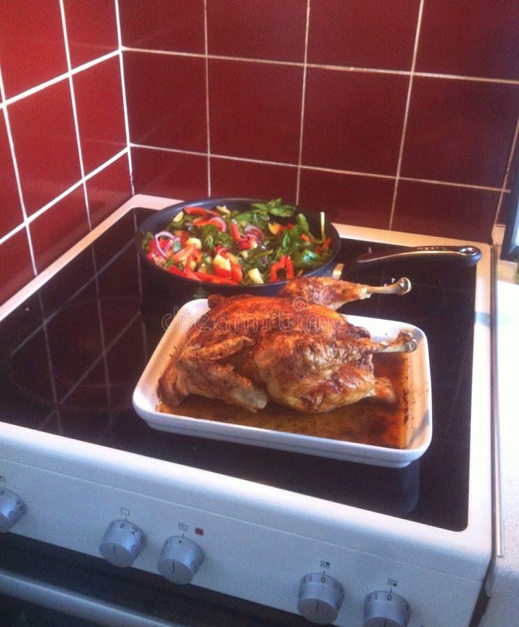 Dinner pæleo royalty free stock images