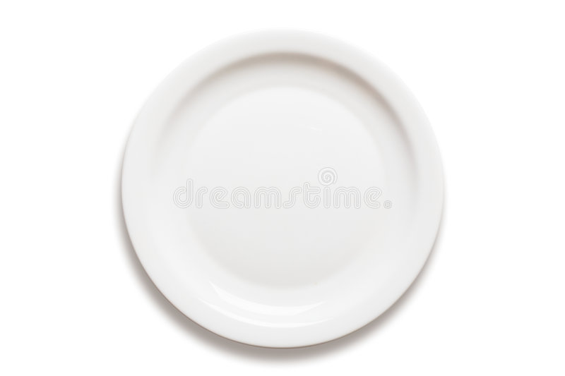 Dinner-plate royalty free stock images