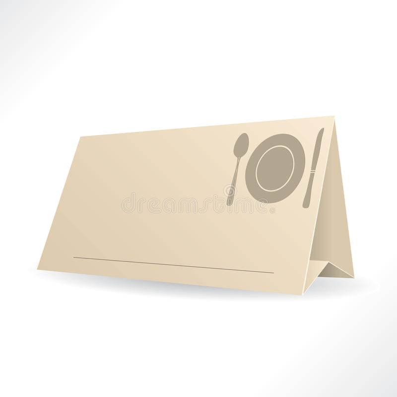 reservation cards templates