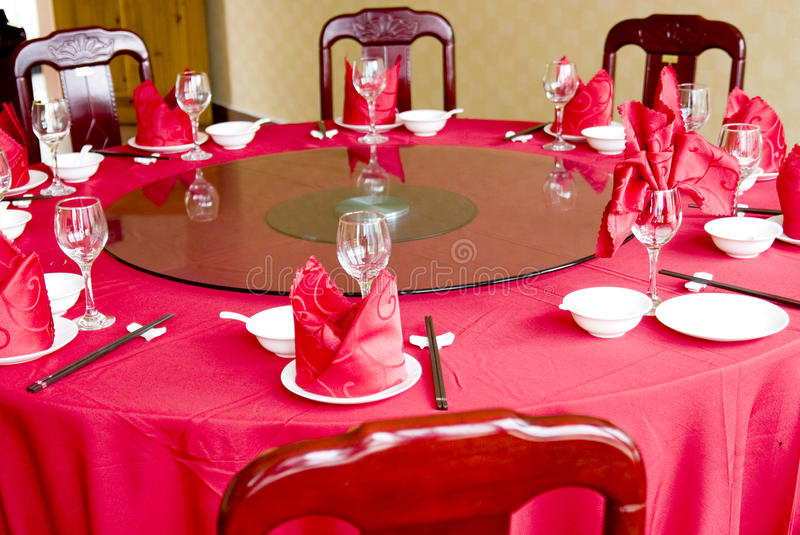 Download Dinner table stock image. Image of people, illuminated - 15104471