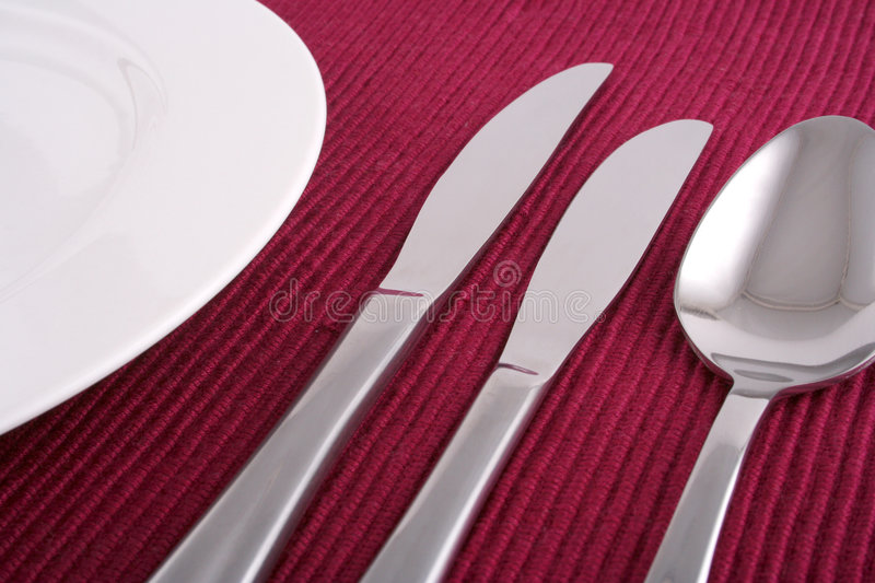 Download Dinner Time stock photo. Image of maroon, dessert, saucer - 349610