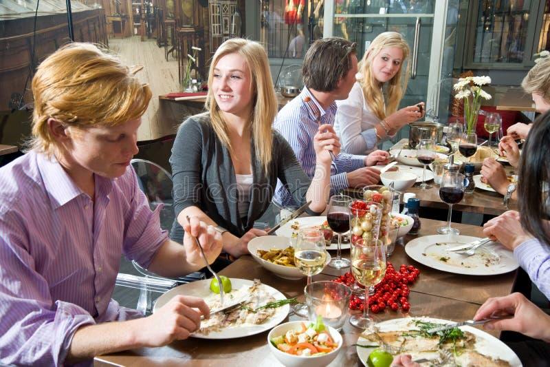 Dinnertime fotos de stock royalty free