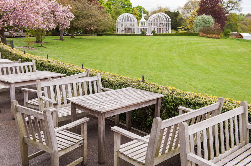 Download Dinning Area In A Park Stock Photos - Image: 31401613