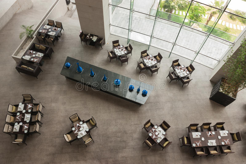 Download Dinning room stock photo. Image of group, dining, contemporary - 27120422