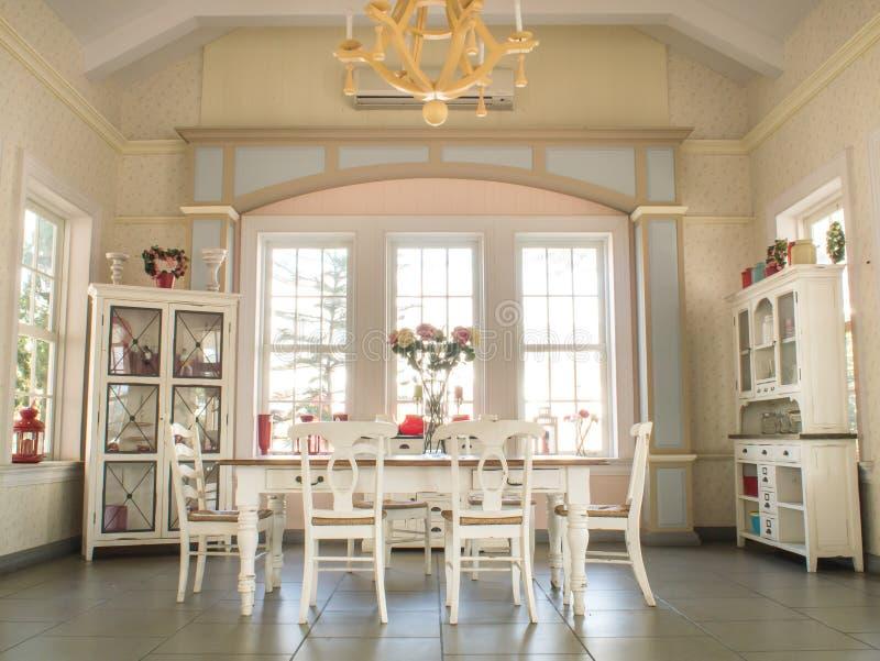 Dinning rum arkivbilder