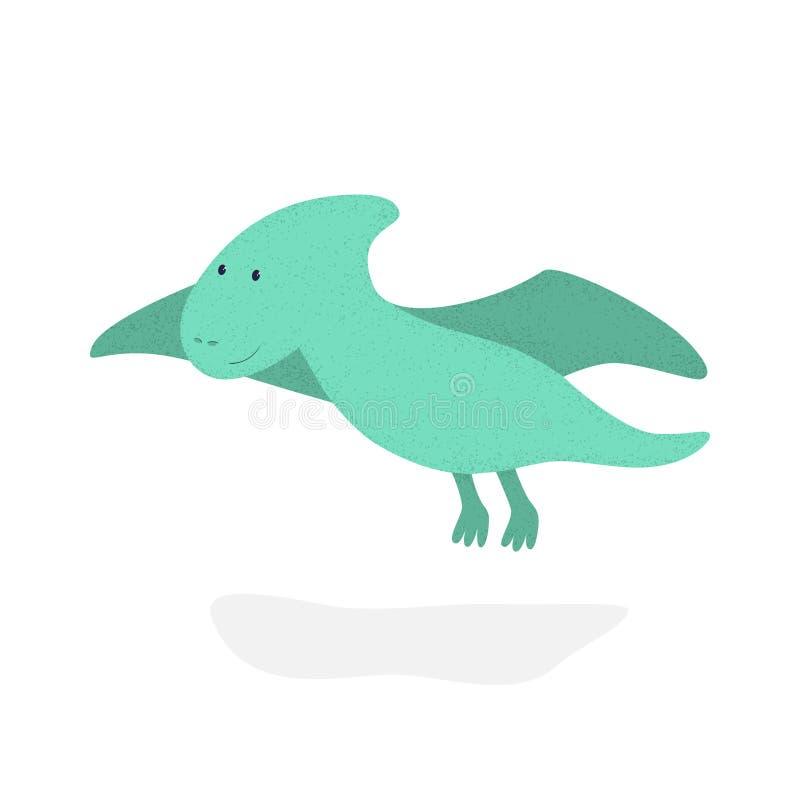 Dino 4 ilustración del vector