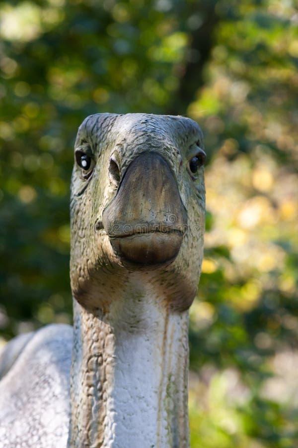 Dino Park Dinosaur royaltyfria bilder