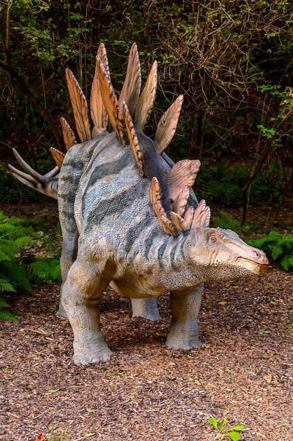 Dino Park, Slowakei stockfotografie
