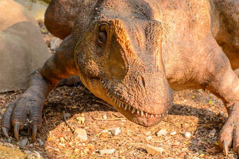 Dino Park, Slowakije royalty-vrije stock foto