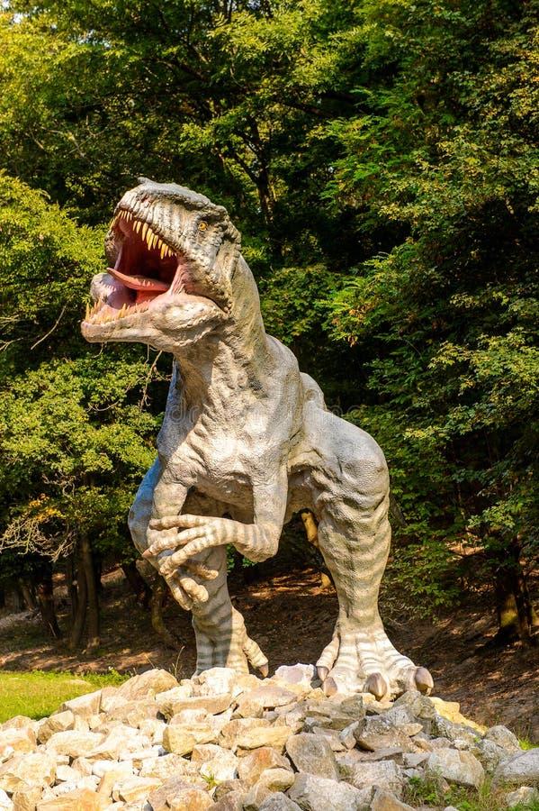 Dino Park, Slowakije stock foto