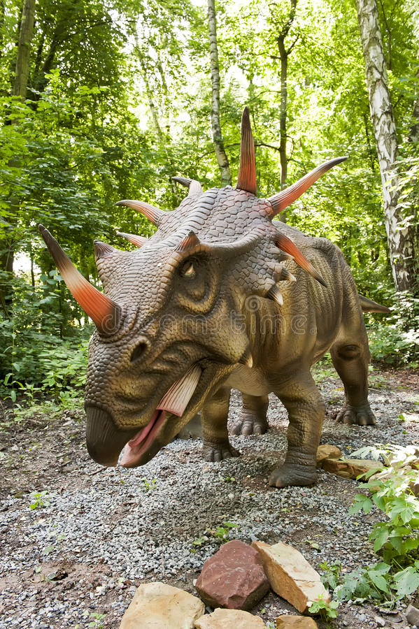 dinosaur zdjęcie royalty free