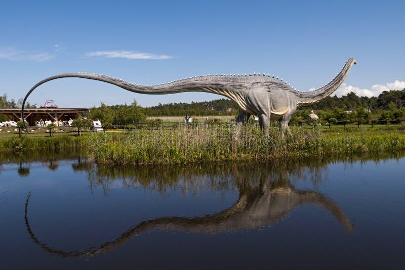 Dinosaur 10 obraz royalty free