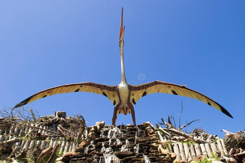 Dinosaur 2 obrazy royalty free