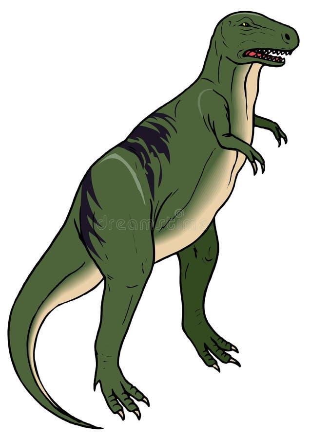 Download Dinosaur stock vector. Image of monster, animal, bonce - 8183190