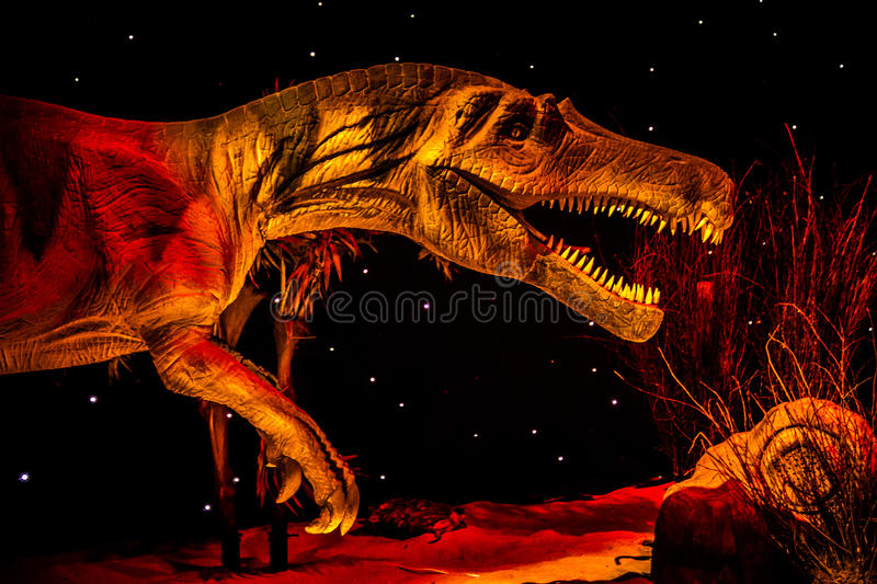 dinosaur vektor illustrationer