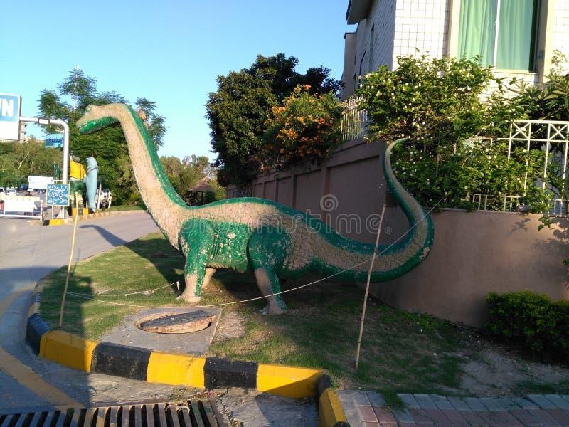 dinosaur arkivfoto