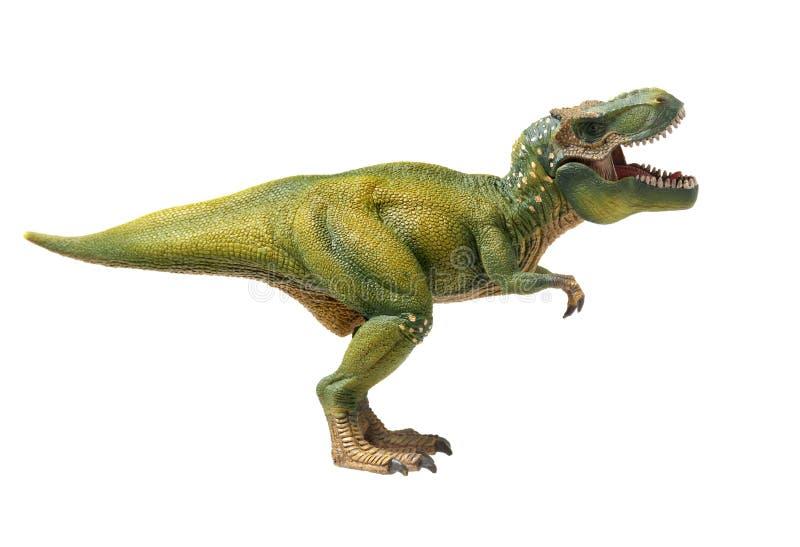 dinosaur Anchiceratops, dangereux photo libre de droits