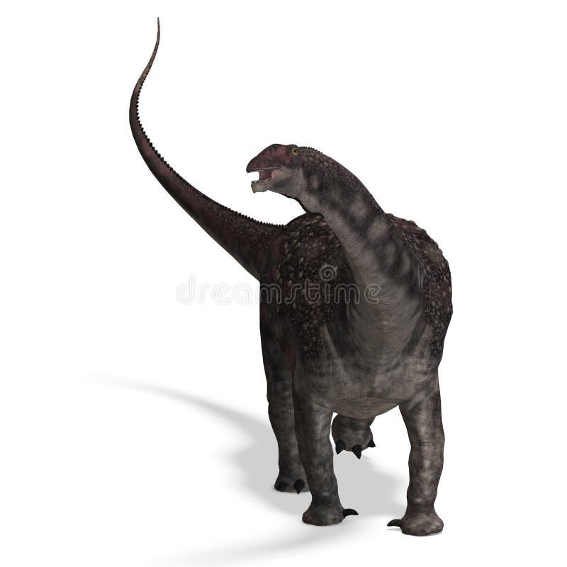 Free Dinosaur Diamantinasaurus Stock Images - 18095844