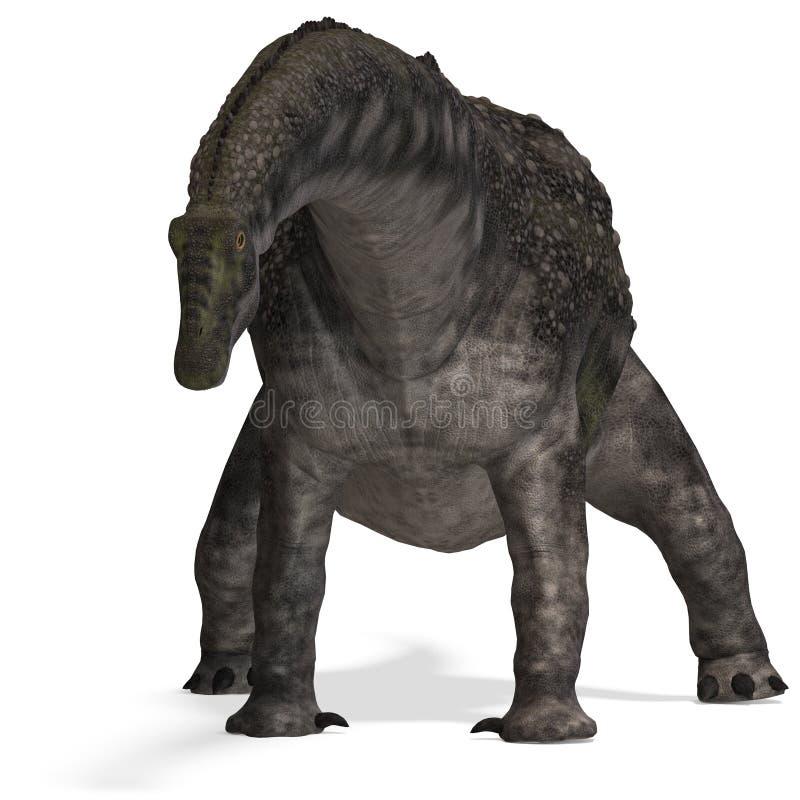 Free Dinosaur Diamantinasaurus Royalty Free Stock Photos - 18530218