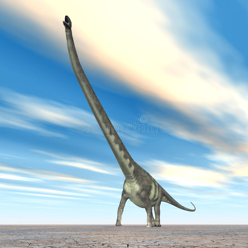 Download Dinosaur Mamenchisaurus Stock Photography - Image: 28833842