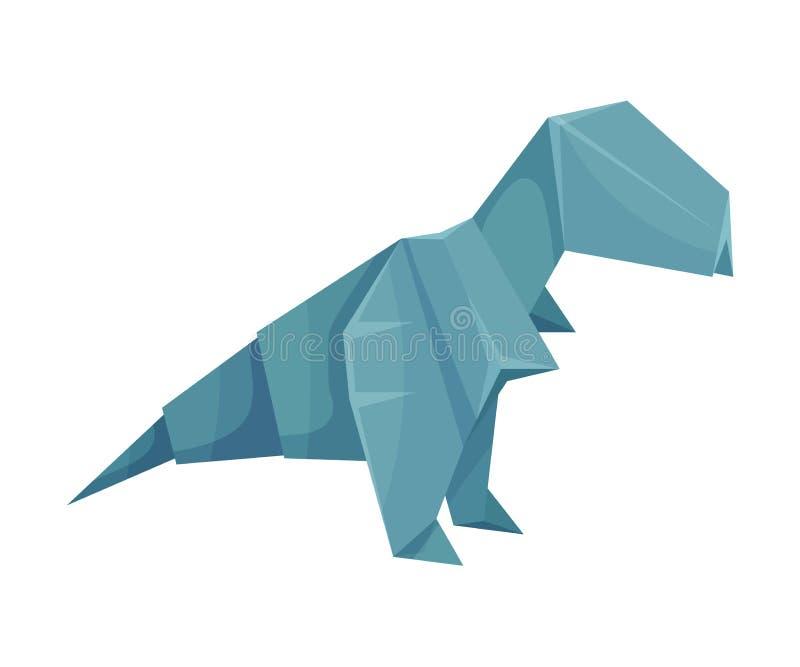 Origami Velociraptor (Jo Nakashima) - Dinosaur #6 - YouTube | 667x800