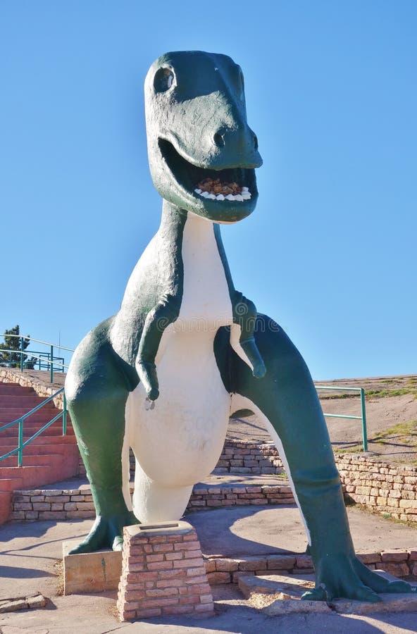 Free Dinosaur Park In Rapid City, South Dakota Stock Image - 67155251